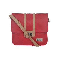 ESBEDA Ladies Sling Bag MZ270716,  red