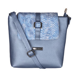 ESBEDA Animal Pattern Love Affire Slingbag -1005452,  blue