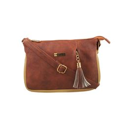 ESBEDA LADIES SLINGBAG NH15012018,  tan