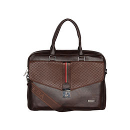 ESBEDA Big Size Strip Flap Laptop Bag