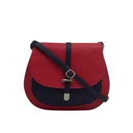 ESBEDA LADIES SLING BAG AS03122017,  red-black