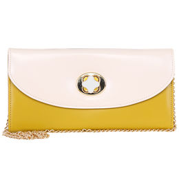 ESBEDA Ladies Clutch 8648,  yellow