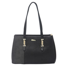 ESBEDA LADIES HANDBAG 18646,  black