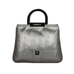 ESBEDA Medium Size Embellished Armbag For Women,  grey
