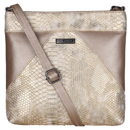 ESBEDA Animal Pattern Rock Slingbag -1005462,  gold