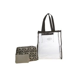 ESBEDA LADIES TRAVEL ORGANISER KIT SLS10962,  black