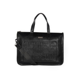 ESBEDA Regular Size Clamant Laptop bag For Men,  black