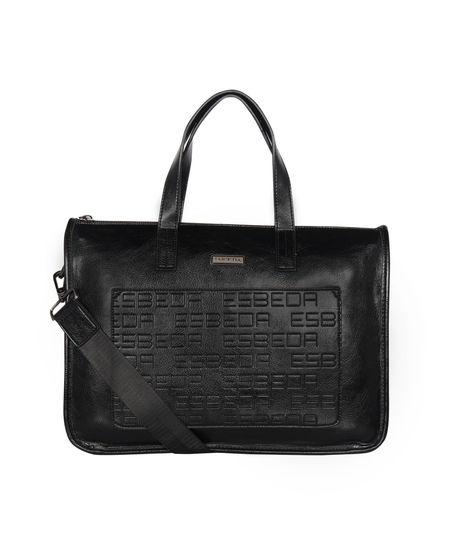 ESBEDA Regular Size Clamant Laptop bag For Men,  black