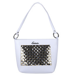 Esbeda Chatai Handbag 3622,  white