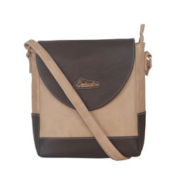 ESBEDA Ladies Sling Bag GU270716,  brown