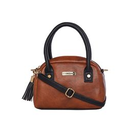ESBEDA LADIES SLINGBAG A00100049-5,  tan-black