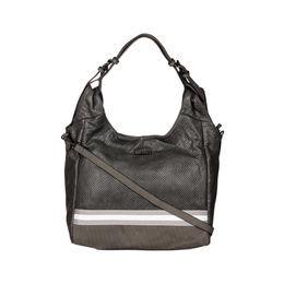 ESBEDA Medium Size Catalina Hobo Handbag For Women,  grey