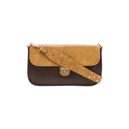 ESBEDA LADIES SLING BAG AS270717,  d-brown-tan