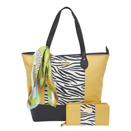 ESBEDA Ladies Handbag G-183-6,  yellow