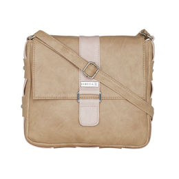 ESBEDA Ladies Sling Bag SH170417,  beige