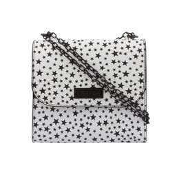ESBEDA LADIES SLING BAG EB-001,  black stars
