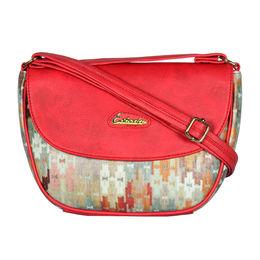 ESBEDA LADIES SLING BAG GR241016,  red