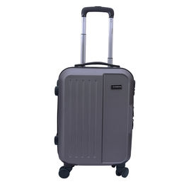 ESBEDA Solid Pattern Cabin Luggage bag 001003164,  metal