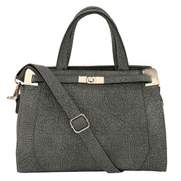 Esbeda Ladies Shoulder bag D1768-1,  silver grey