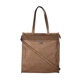 ESBEDA Big Size Sugar sparkle handbag For Women,  brown