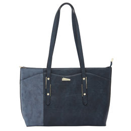 ESBEDA LADIES HANDBAG 18652,  blue