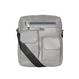 ESBEDA Solid Camaro Crossbody Sling bag For Men,  grey