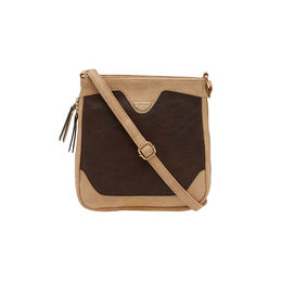 ESBEDA LADIES SLING BAG AS070417-1,  d-brown-beige