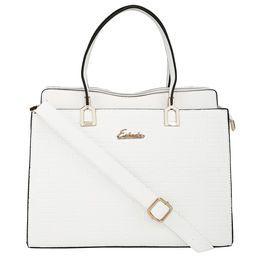 Esbeda Ladies Shoulder bag D1862,  white