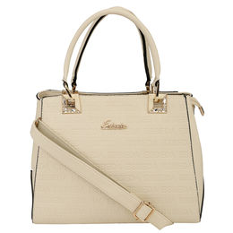 Esbeda Ladies Shoulder bag D1832-3,  cream