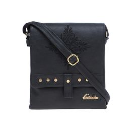ESBEDA LADIES SLING BAG MS20102017,  black