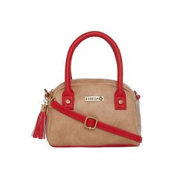 ESBEDA LADIES SLINGBAG A00100049-5,  beige-red