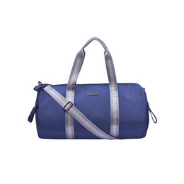 ESBEDA Solid Pattern Gym Bag 001005229,  blue