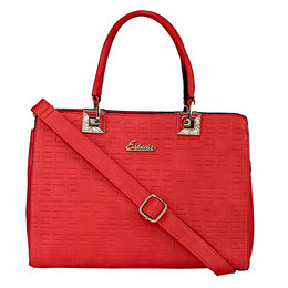 Esbeda Ladies Shoulder bag D1546-1,  red