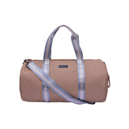 ESBEDA Solid Pattern Gym Bag 001005228,  khaki