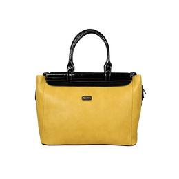 ESBEDA Big Size Solid Dufflebag For Women,  yellow