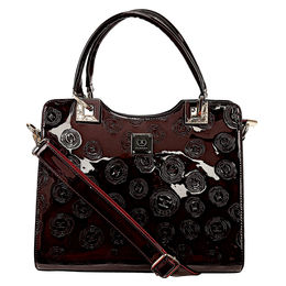Esbeda Ladies Shoulder bag D1517,  wine red