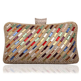 ESBEDA CLUTCH 20102-09,  gold