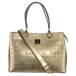 Esbeda Ladies Shoulder bag D1632-1,  pale gold