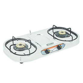 Sunshine VS-4 DLX Plus Double Burner Stainless Steel Gas Stove