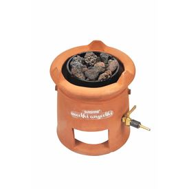 Sunshine Clay Meethi Angeethi Gas Stove