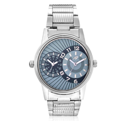 Yepme Grey/Silver Metal Watch