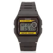 Casio Black/Brown Digital Watch