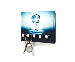 KeyHold (Vivid - Splash) - Key Chain Holder