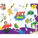 Art Attack- Art And Craft- Grade 1 (Paperback)