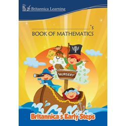 Britannica s Early Steps- Book of Mathematics- Nursery- Paperback