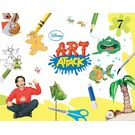 Art Attack- Art And Craft- Grade 7 (Paperback)