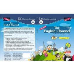 The English Channel Course Book(Revised) with Pronounce 2