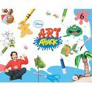 Art Attack- Art And Craft- Grade 6 (Paperback)