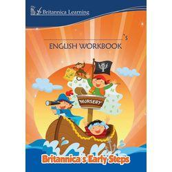 Britannica s Early Steps- English Workbook- Nursery- Paperback
