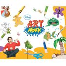 Art Attack- Art And Craft- Grade 2 (Paperback)